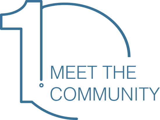 1. Meet the community